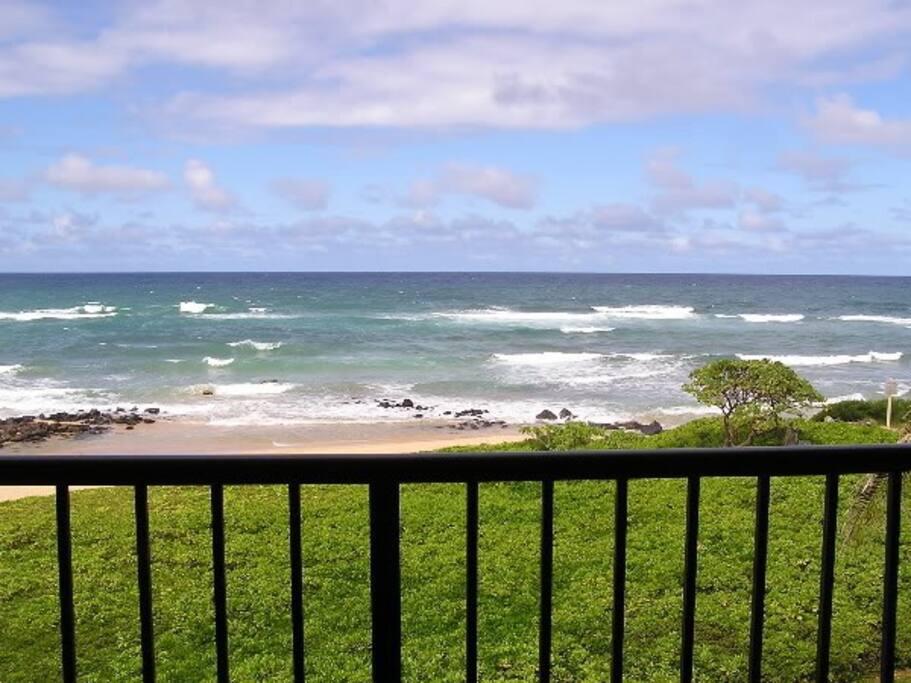 Ocean view unit photo