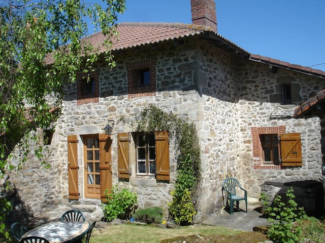 Bread Oven Cottage - Saint-Auvent - Ev