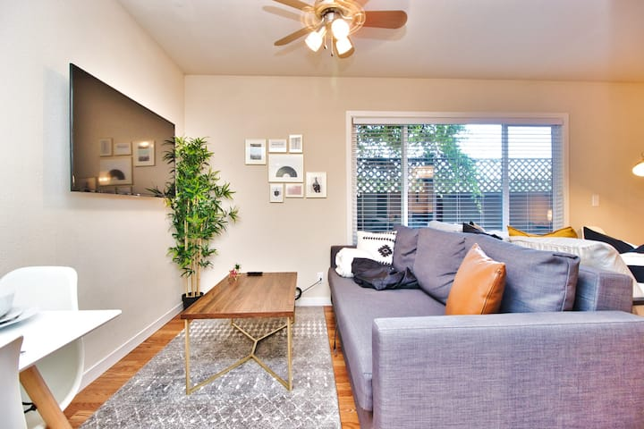 Beautifully Renovated Apt near DT Mountain View