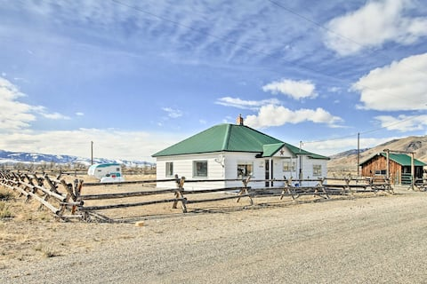 Peaceful Home Set on 1 Acre w/ Panoramic Mtn Views