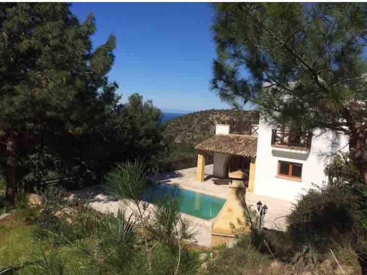 Private Villa North Cyprus - Sea&Mountain view