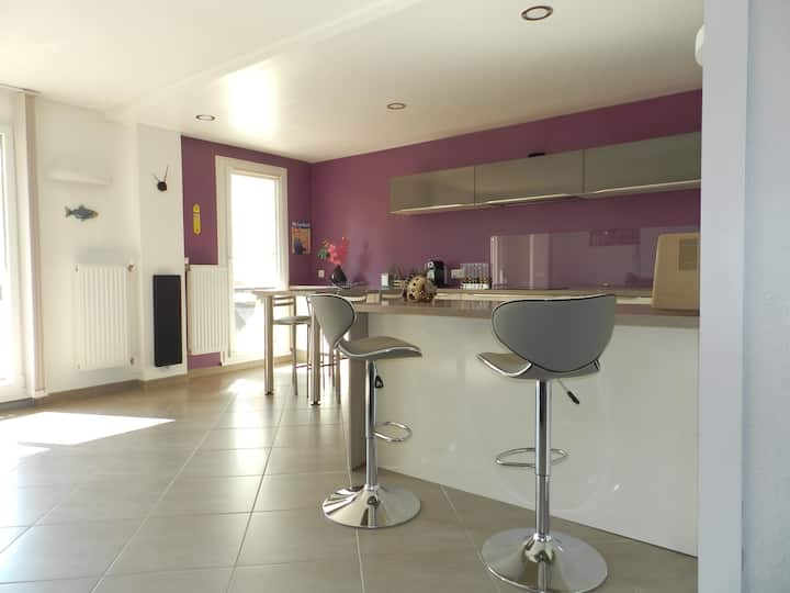 Appartement de 70 m2 secteur calme