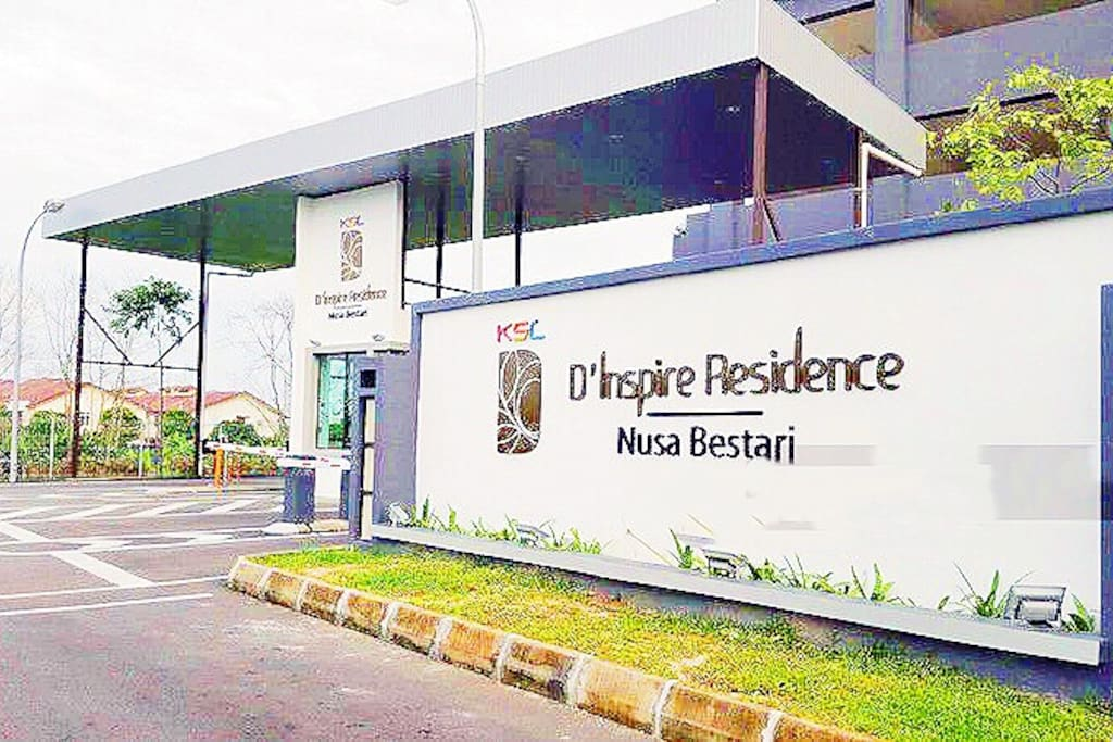 D Inspire Residence Jalan Bestari 12/2Taman Nusa Bestari, 81300, Skudai, JB