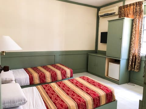 Furnished Private Room with King/Single Beds