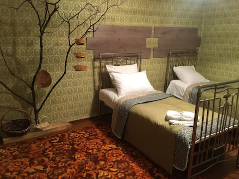 Guesthouse Bude - Room1