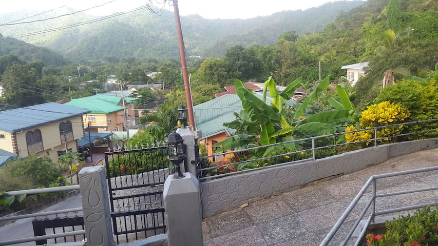 Caribbean Castle in the Hills - La Pastora - Pis