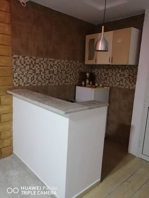 Exactly 3 mns to beach, New apart in a chic area!