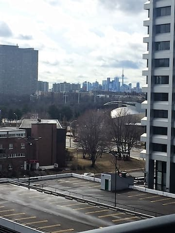 New 1 Bedroom Unit close to Science Centre