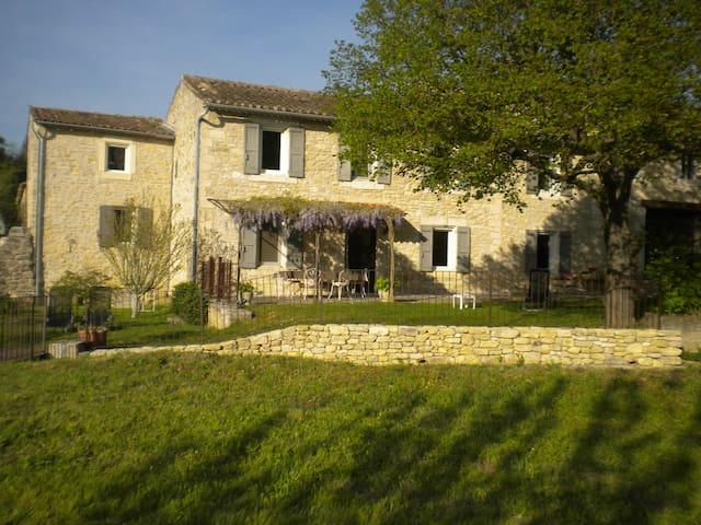 Le Mas du Roumiguier - Ménerbes - Dům