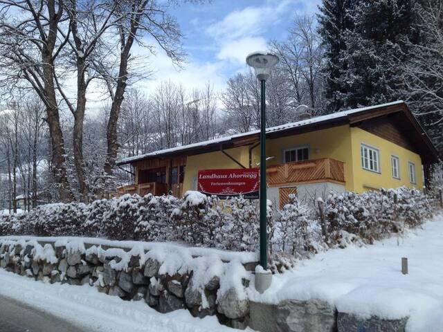 Appartement Stubnerkogel - Dorfgastein - Lakás