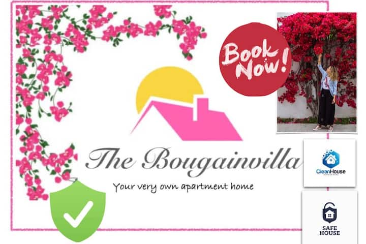 The BougainVilla, your very own apartment home!