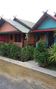 Prasopsuk Travellers Overnighter - Tambon Nong Prue - Bungalow