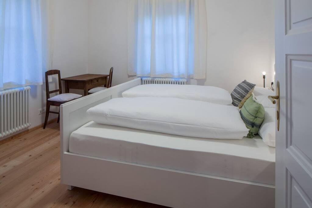 Frenes, Schlafraum - stanza letto