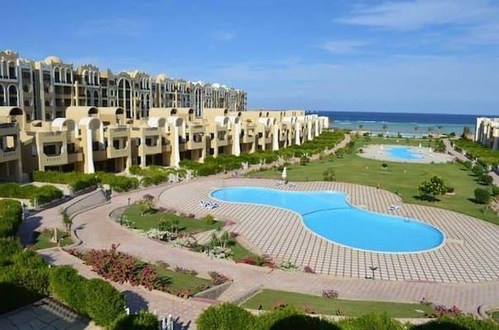 Sun Gate - Qesm Hurghada - Apartment
