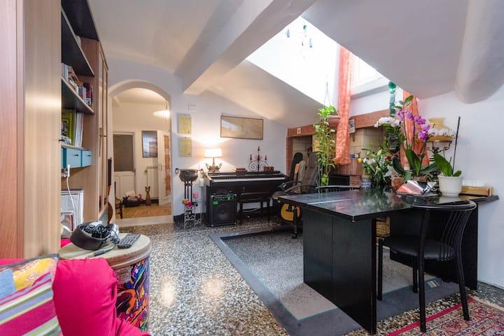 A beautiful room in Genova