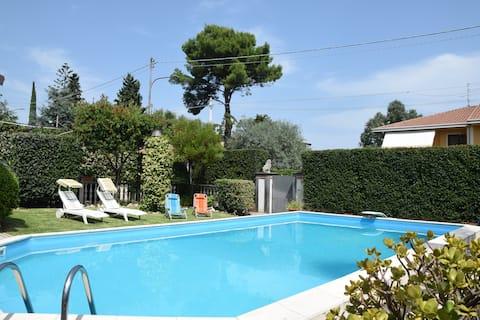 Deluxe soggiorno in dependance con piscina privata