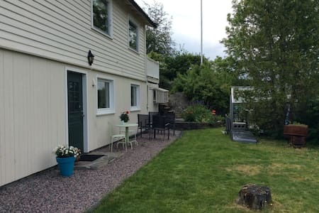 Charming flat in a calm area - Kristiansand