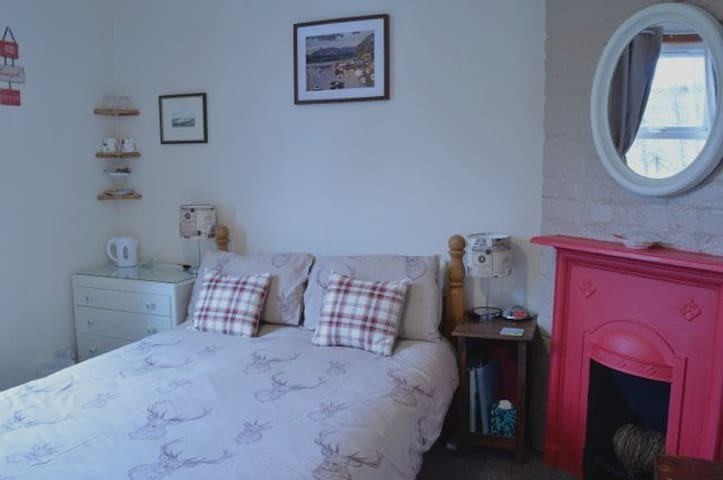 Garalapin House B&B, Portree - Double Ensuite