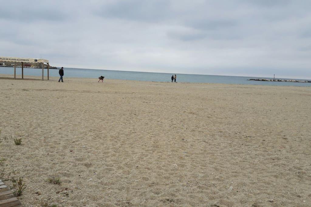 Playa Mar Rabiosa