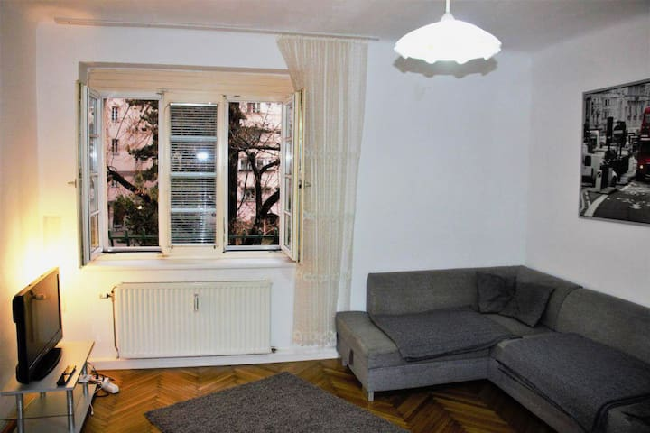 Well placed sunny apartment near Wiener Stadthalle - Wien - Apartment