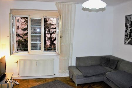 Well placed sunny apartment near Wiener Stadthalle - Vienna