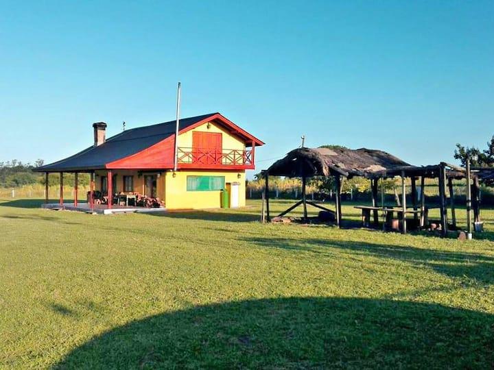 Paraiso Natural ( casa de campo)