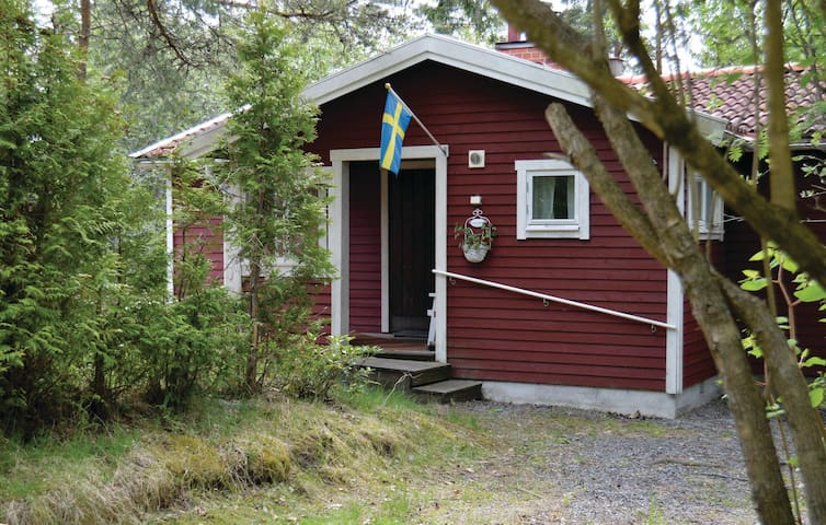Holiday cottage with 2 bedrooms on 59m² in Ingarö