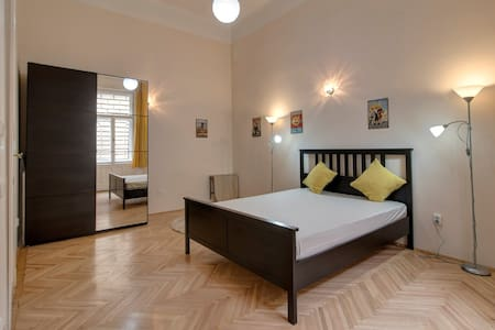 Brand-new design department at Budapest heart - Budapest - Appartement