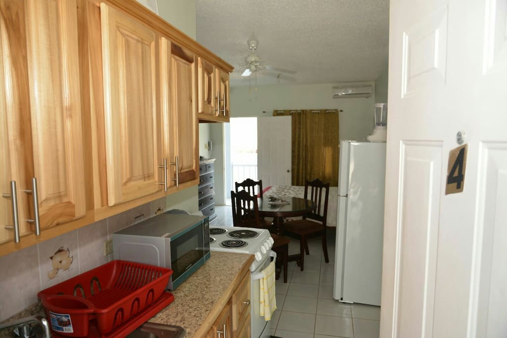Blue Orchids 1 Bedroom Suite Apartments For Rent In Tower Isles St Mary Jamaica Jamaica