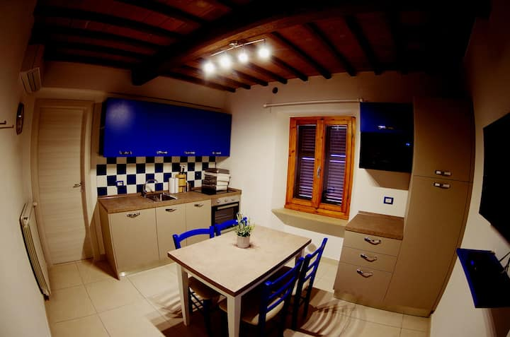 Capezzuoli Luxury Apartments - Blu x3