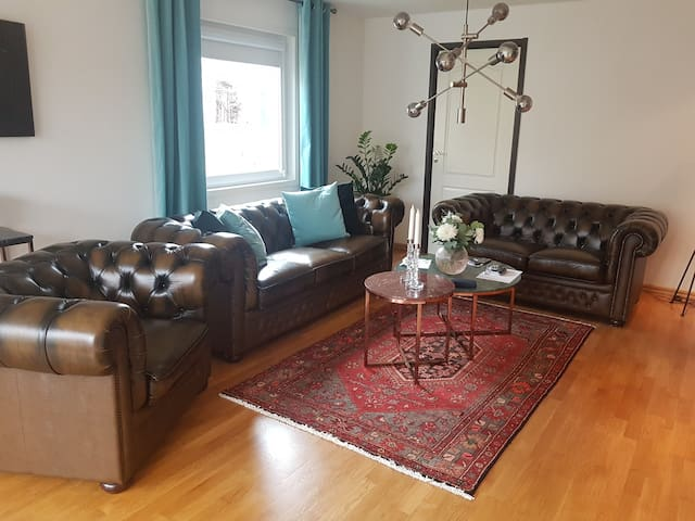 Modern & luxurious house 12 min from Gothenburg