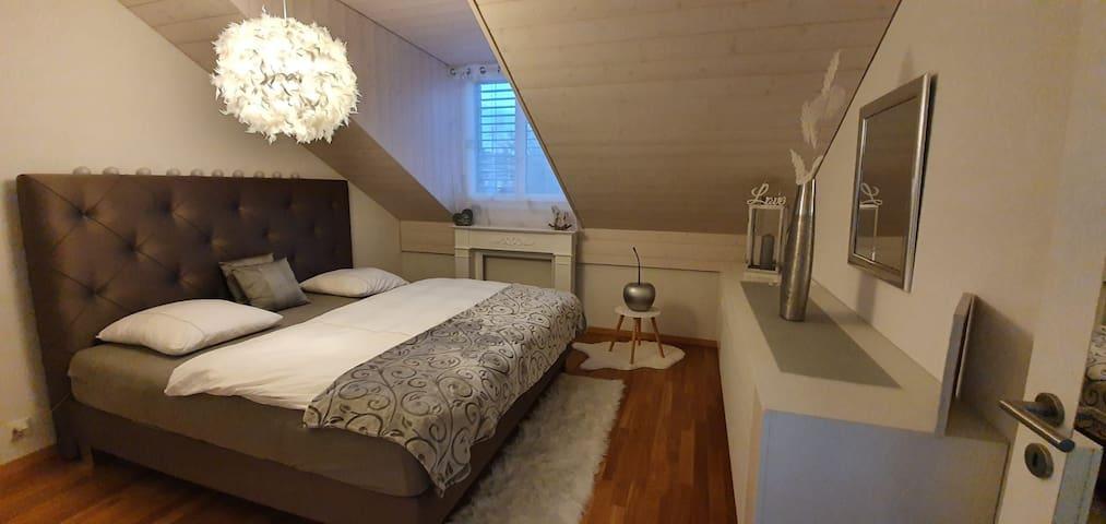Magnifique appartement neuf sous les toits
