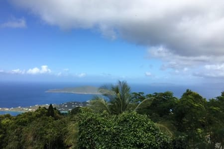 Cool, family-friendly Northside apartment - Charlotte Amalie - Pis
