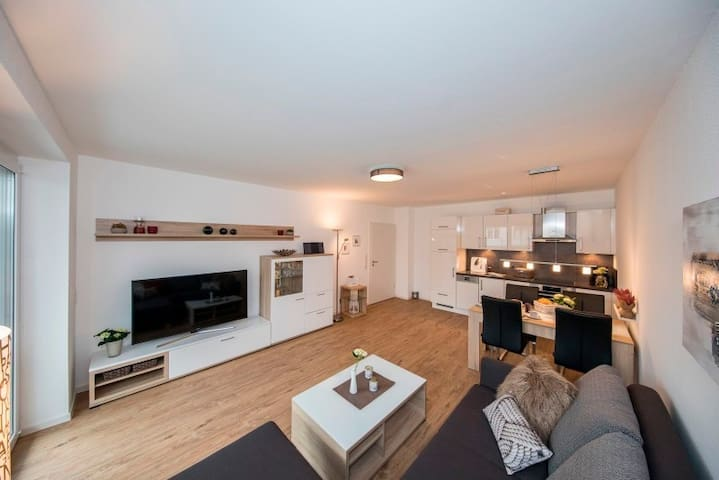 Ferienwohnung/App. für 4 Gäste mit 60m² in Cuxhaven (115298)