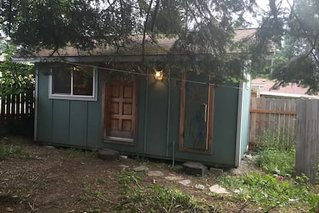 Co-Creative Garden Cabin - 小屋