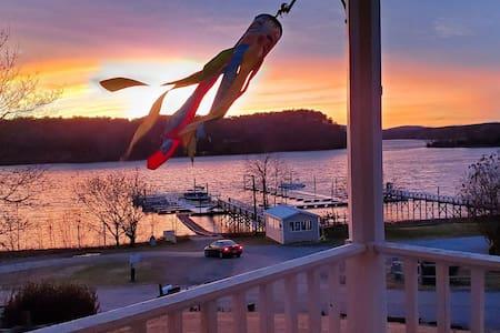 Lovely Lake Overlook