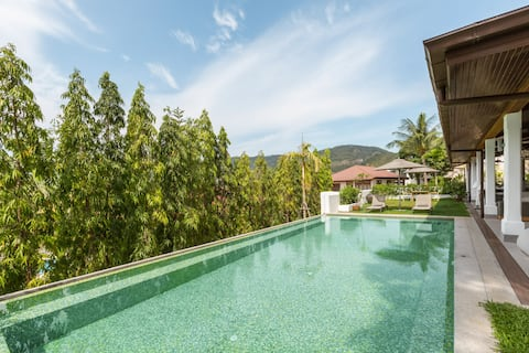 Lemongrass Pool Villa