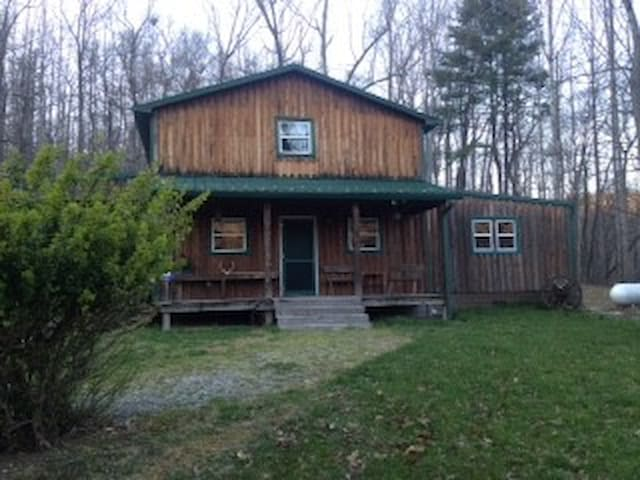 """The """"Onego Cabin"""" in the Catawba Valley"""