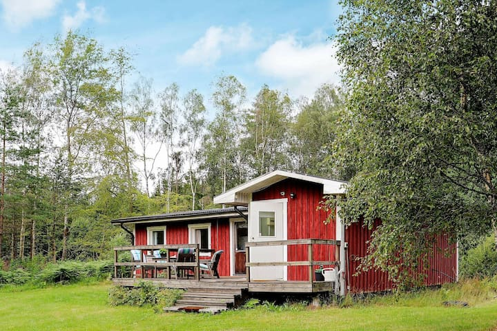 4 person holiday home in ÖRKELJUNGA