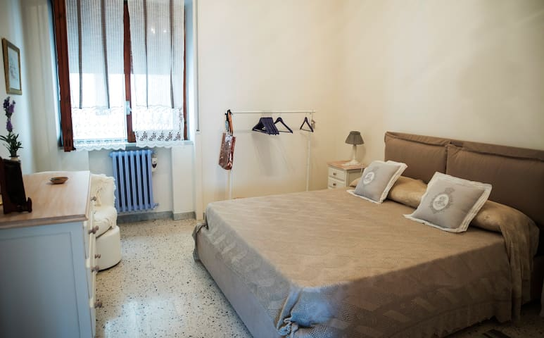 The Blue Lavender Home in Salerno - Salerno - Apartamento