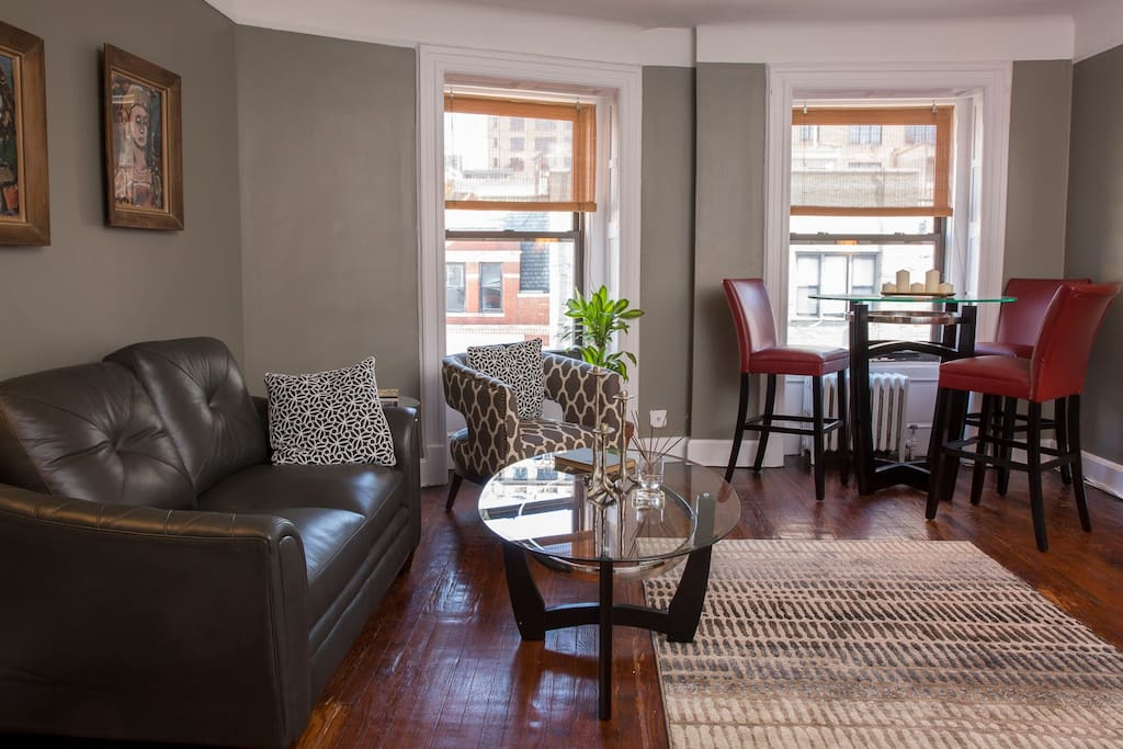 Central park west 1br penthouse terrace uws loft in for Loft new york affitto