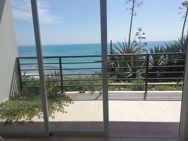apartamento a pie de la playa en santa clara
