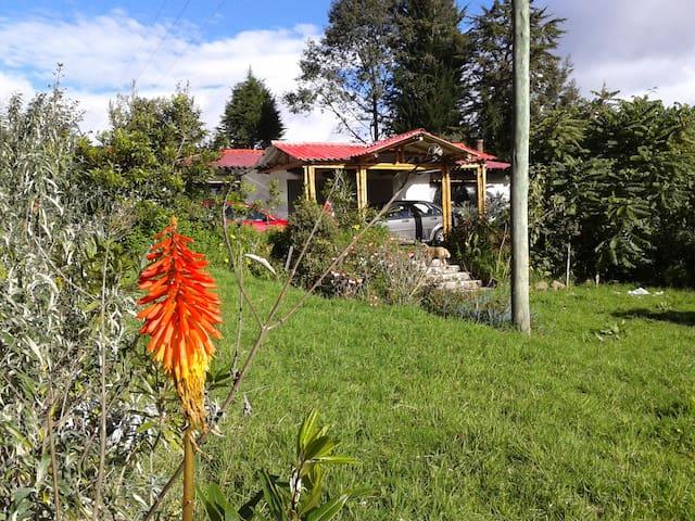Casa Campestre  en El Encano