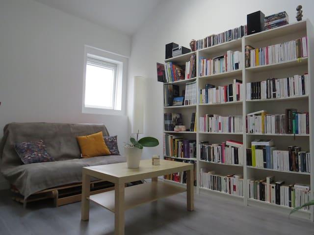 Appartement lumineux à Lille/Wazemmes - Lille - Apartamento
