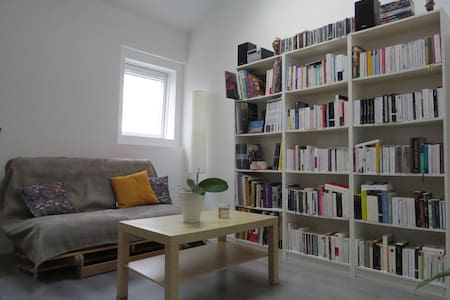 Appartement lumineux à Lille/Wazemmes - Lille - Wohnung