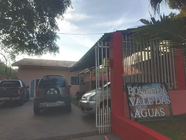 Bed and breakfast in Foz do Iguaçu/PR
