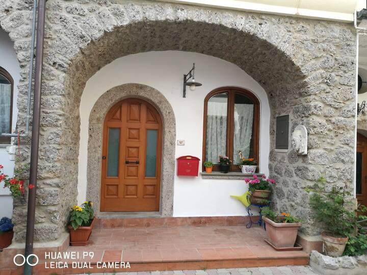 Casa Vacanze tre archi stanza Olivo