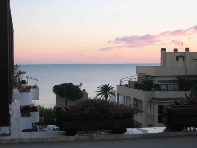Delizioso attico Santa Marinella - Santa Marinella - Apartemen