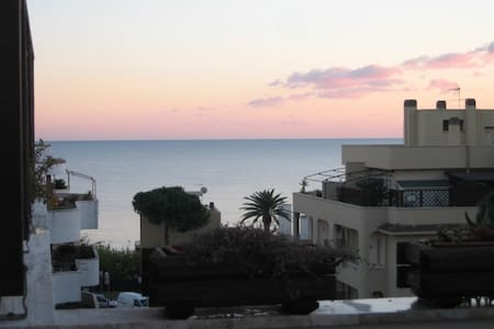 Delizioso attico Santa Marinella - Santa Marinella - Huoneisto