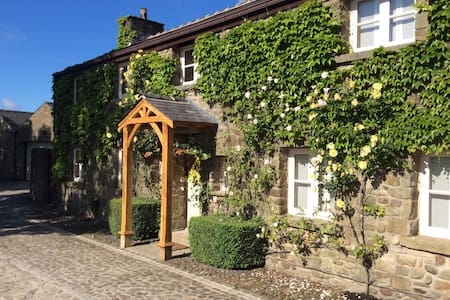 Country cottage, Inglewhite Preston - Inglewhite - 家庭式旅館